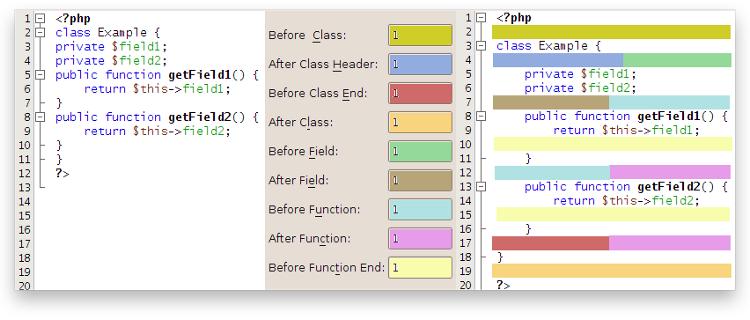 Code formatting in NetBeans