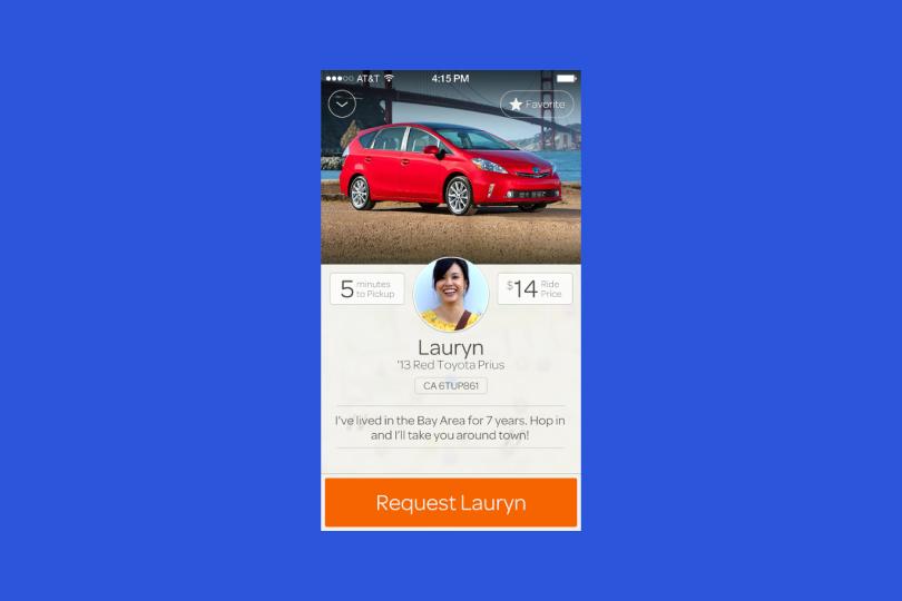 Sidecar driver profile