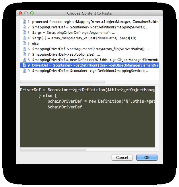 refactoring of code