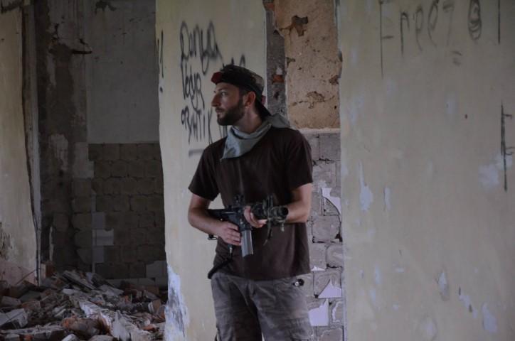 Как мы играли лазертаг на заброшенной военной базе