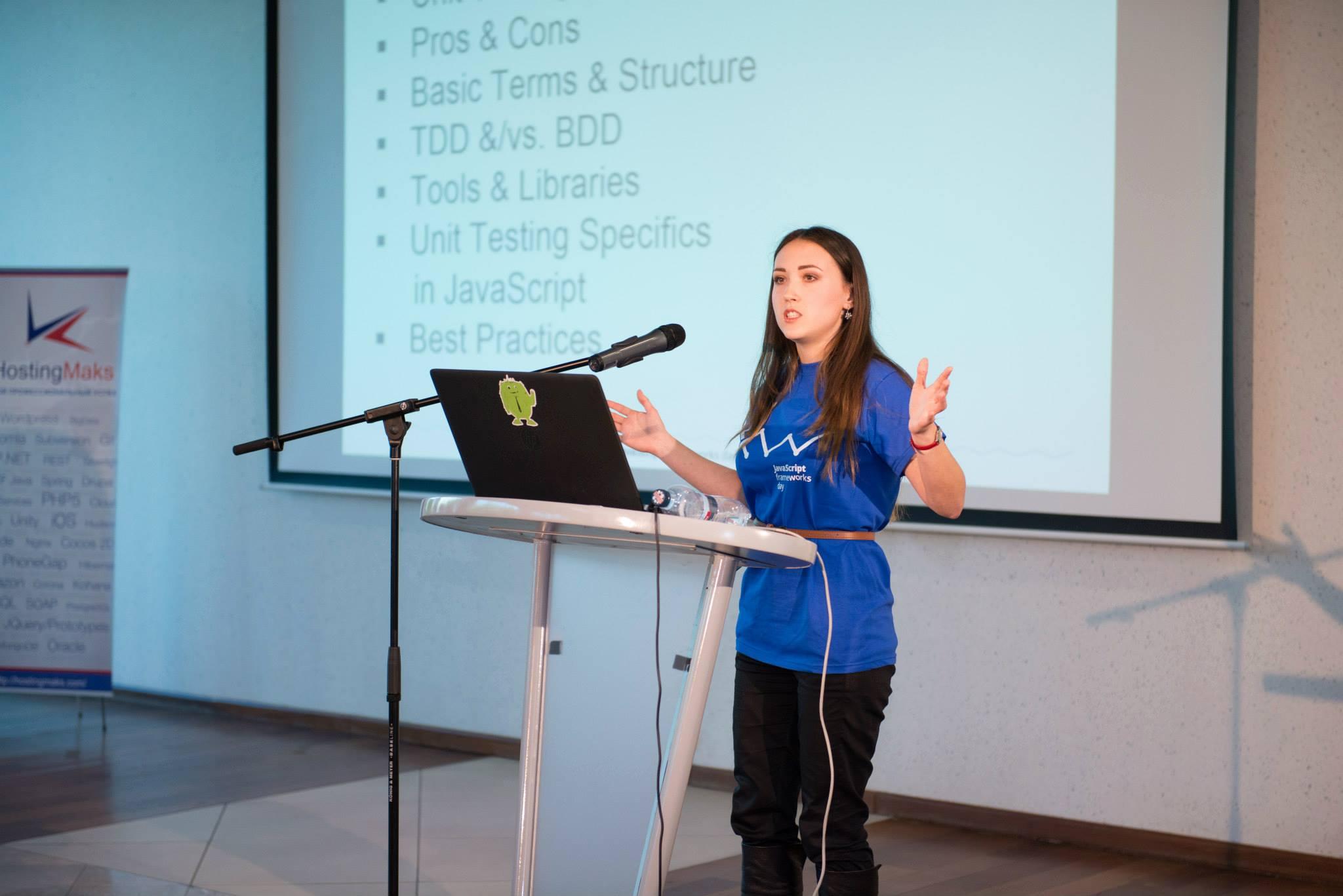 Как мы съездили на JavaScript Frameworks Day 2014