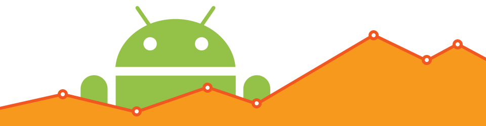 Google Analytics for Android. Behavior