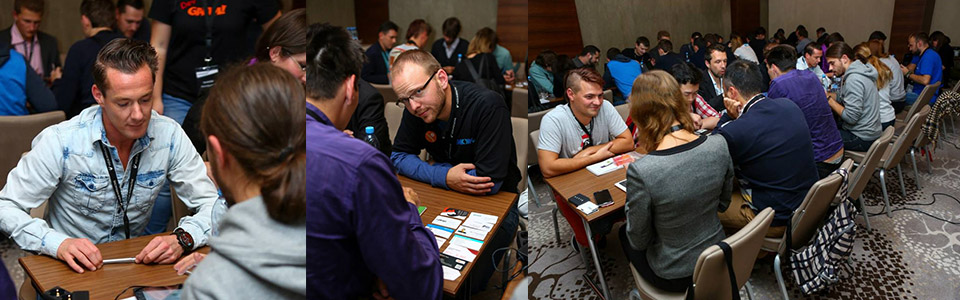 Отчет о DevGAMM Minsk 2014