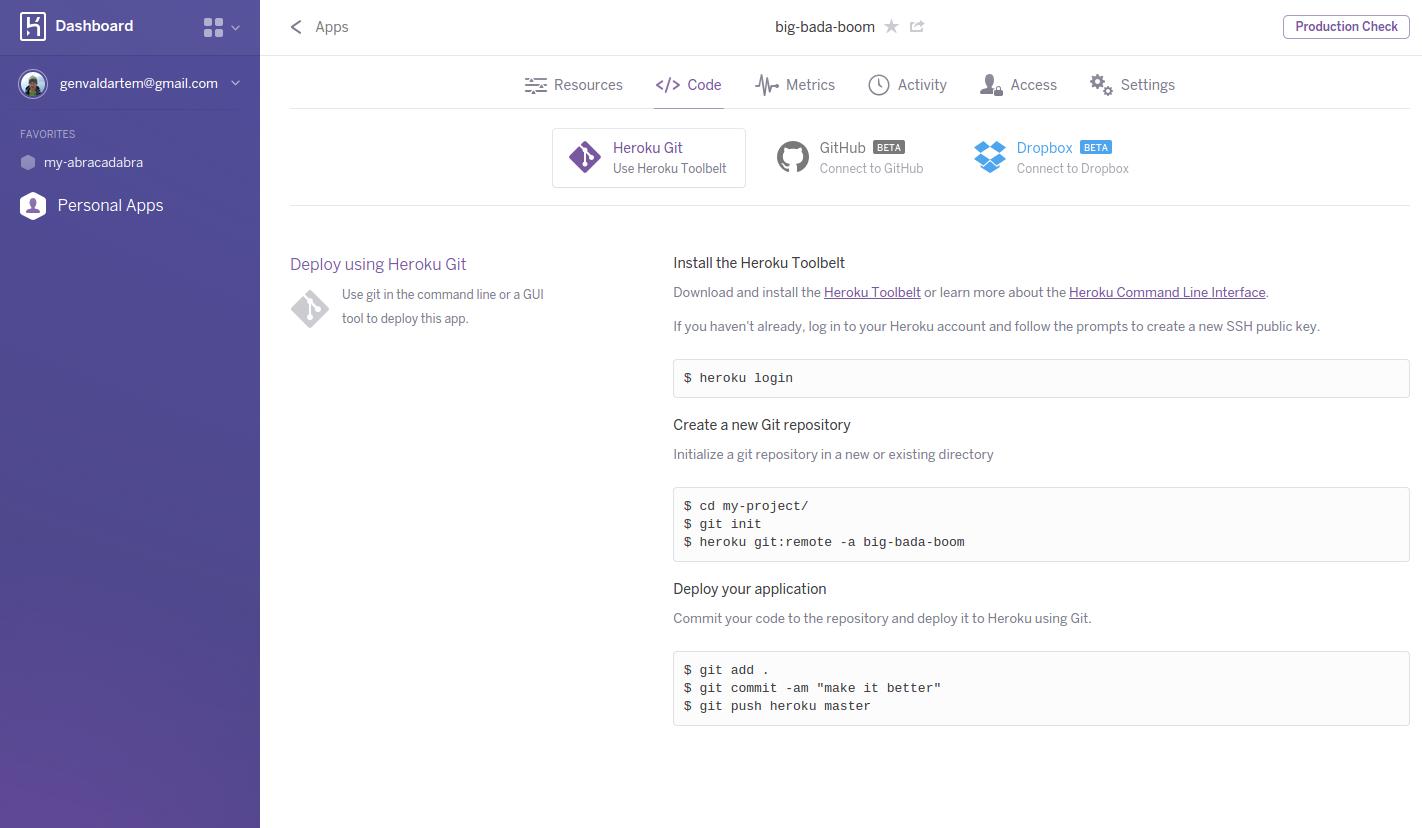 Deploying Symfony2 applications on Heroku Cloud   Blog   Web and