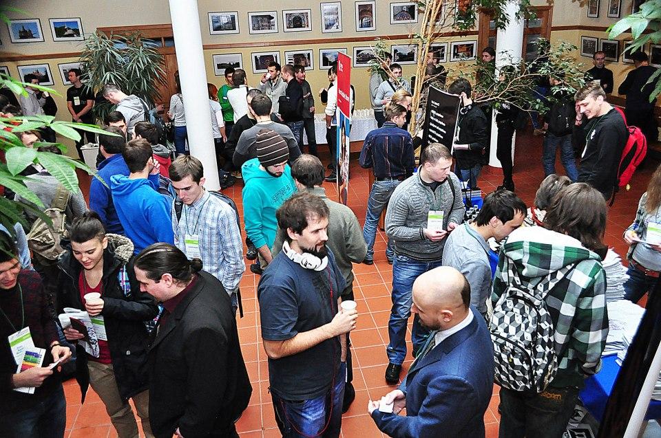 Візит на конференцію GameDev Conference 2015