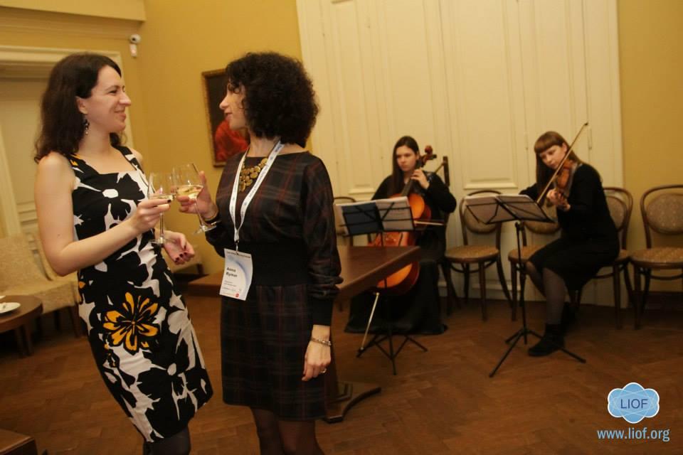 Уікенд з користю для ком'юніті. Частина 3. Lviv Outsourcing Forum