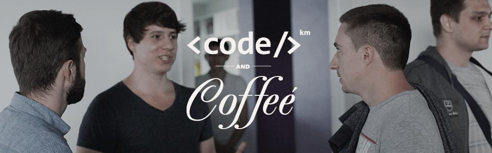 Відео доповідей Code'n'Coffee #15