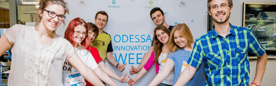 Saleslab outsource на Odessa Innovation Week