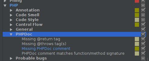 Комментирование кода и генерация документации в PHP