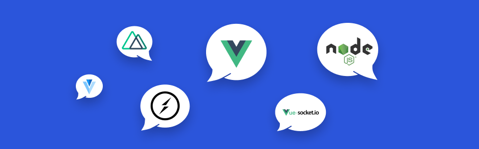 Chat-app Creation in the Real-Time Mode Using Vue.js, Nuxt.js, Node.js (Express), Socket.IO, Vue-Socket.IO, Vuetify.js Technologies.