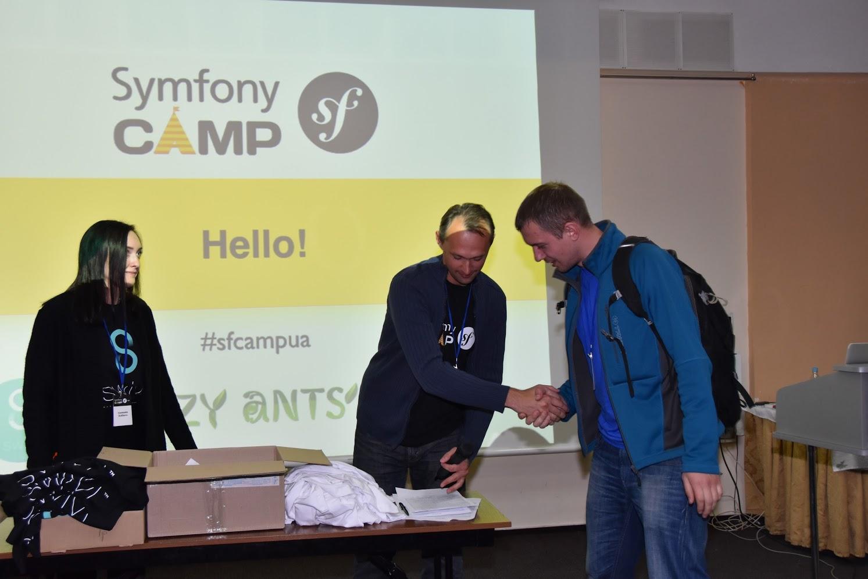 Symfony Camp UA 2015