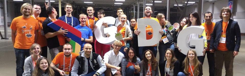 GDG DevFest 2015 Ukraine
