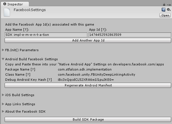 Integrating Unity to Facebook | Blog | Web and mobile app