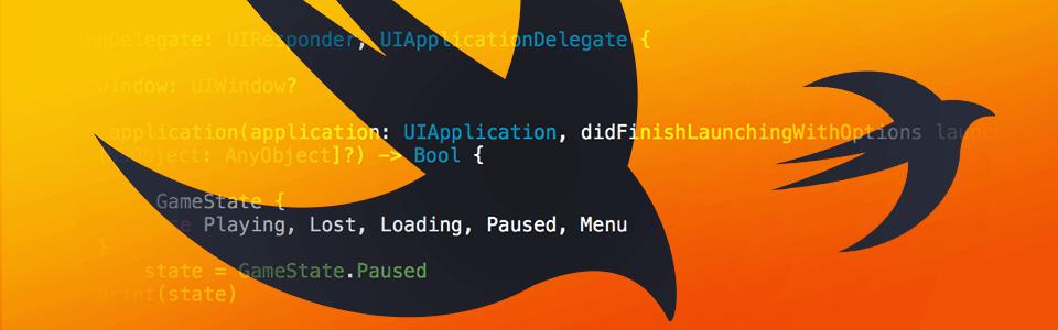 Основы Swift. Типы данных