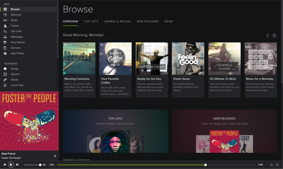 Spotify Music on the App Store - iTunes