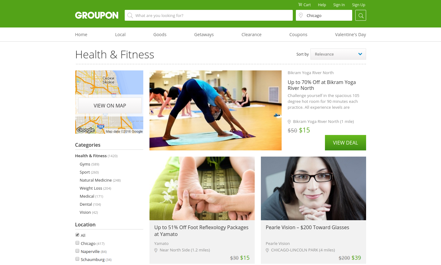 Groupon today