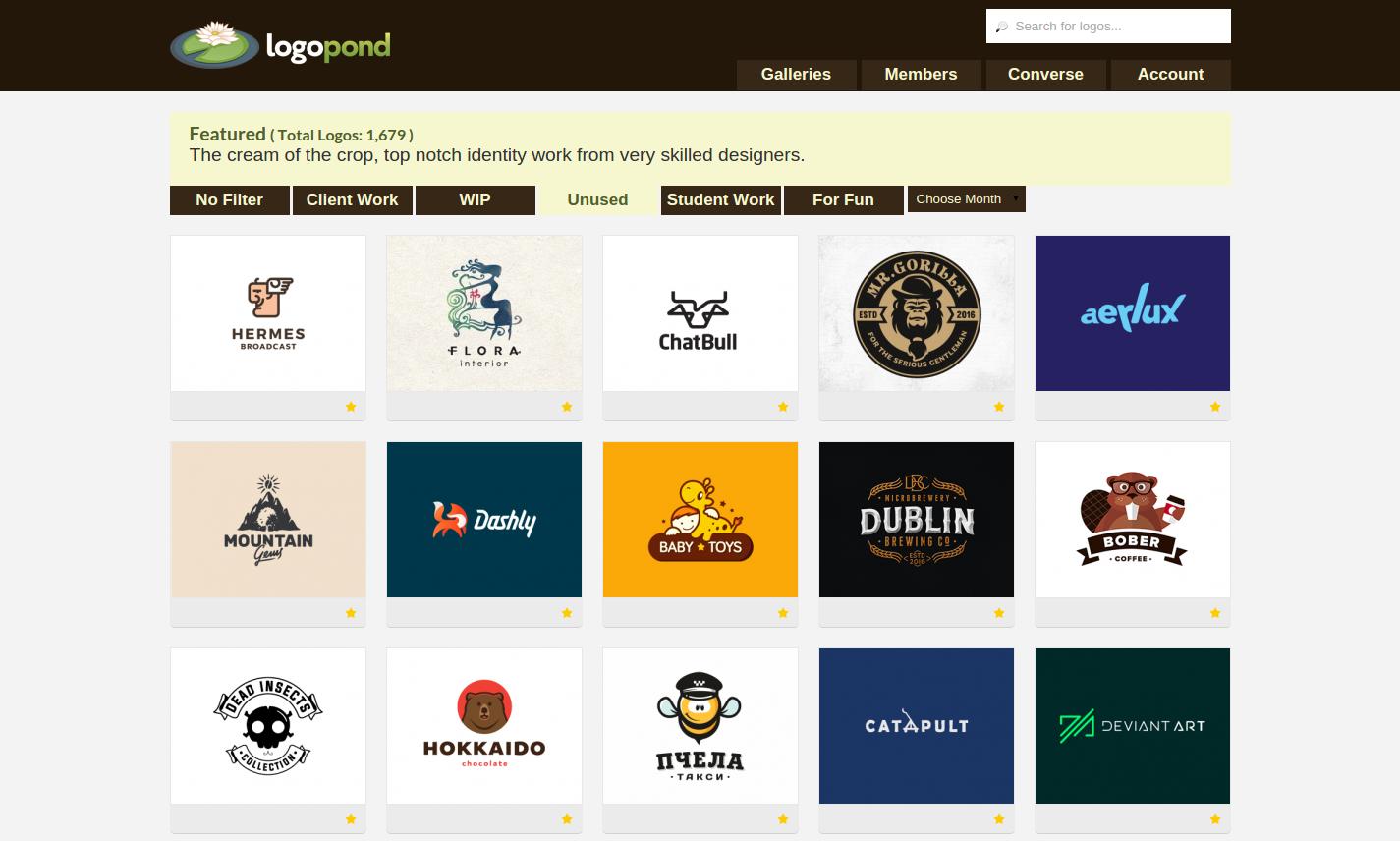 Best logo design website