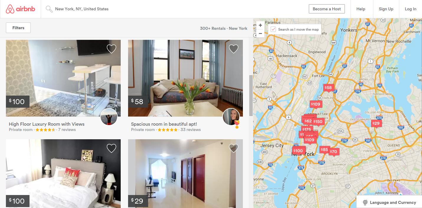 Airbnb — стартап, который решает проблемы пользователей