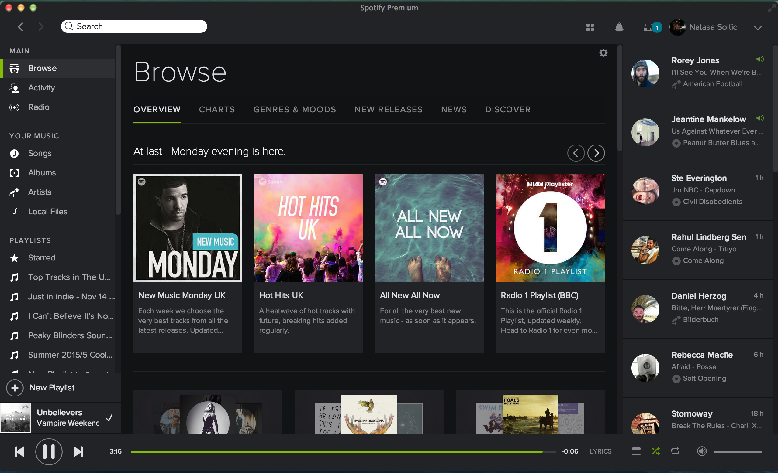 Spotify made technology pivot and moved to Symfony2