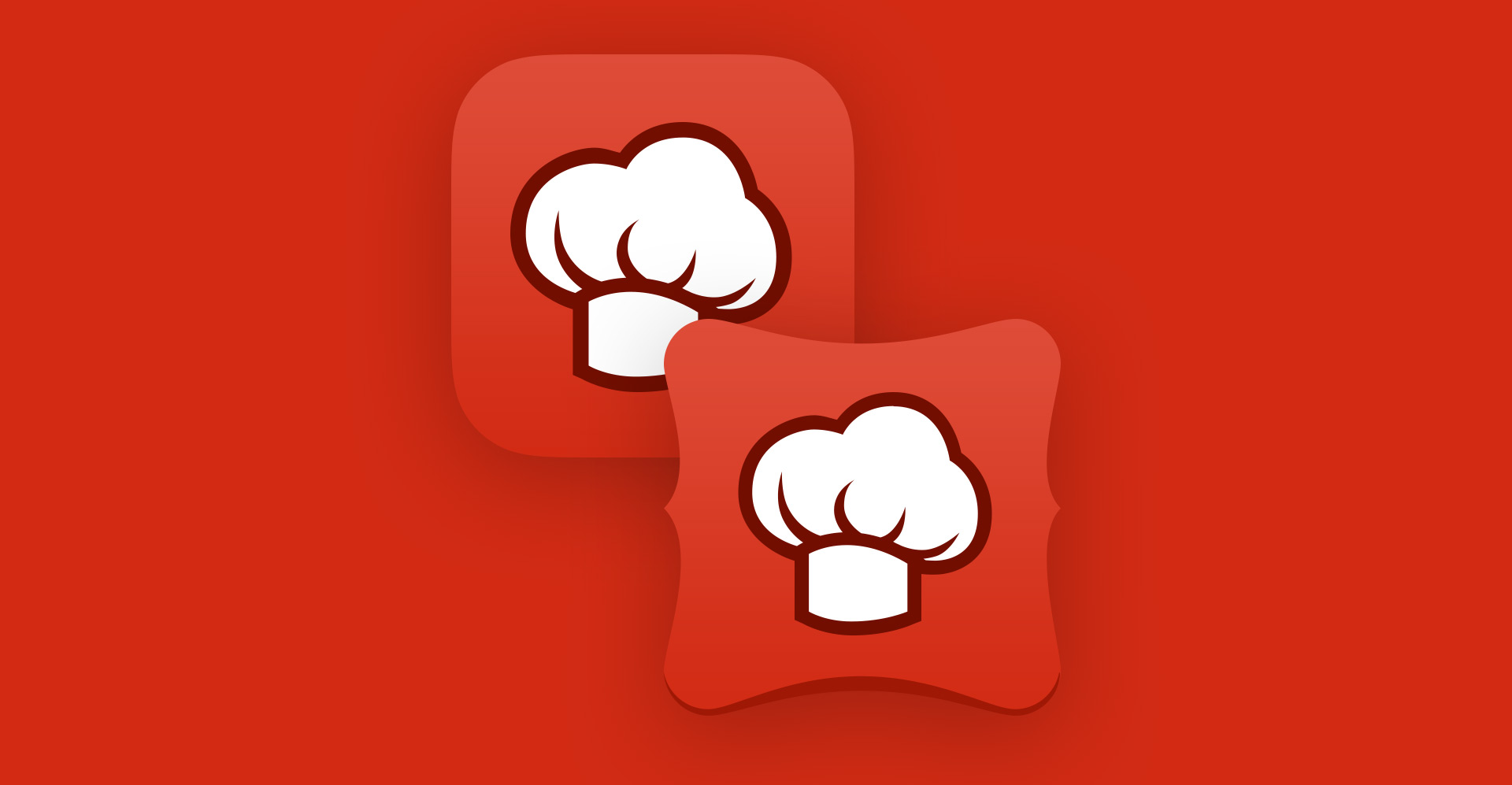 Icon for a cooking app Cookorama