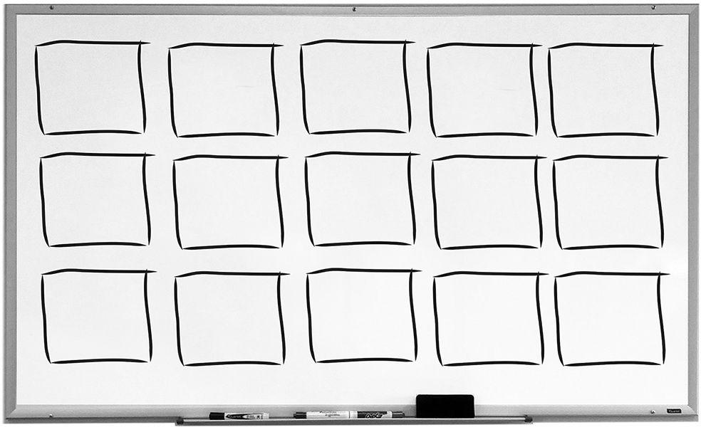 Storyboard for sprint