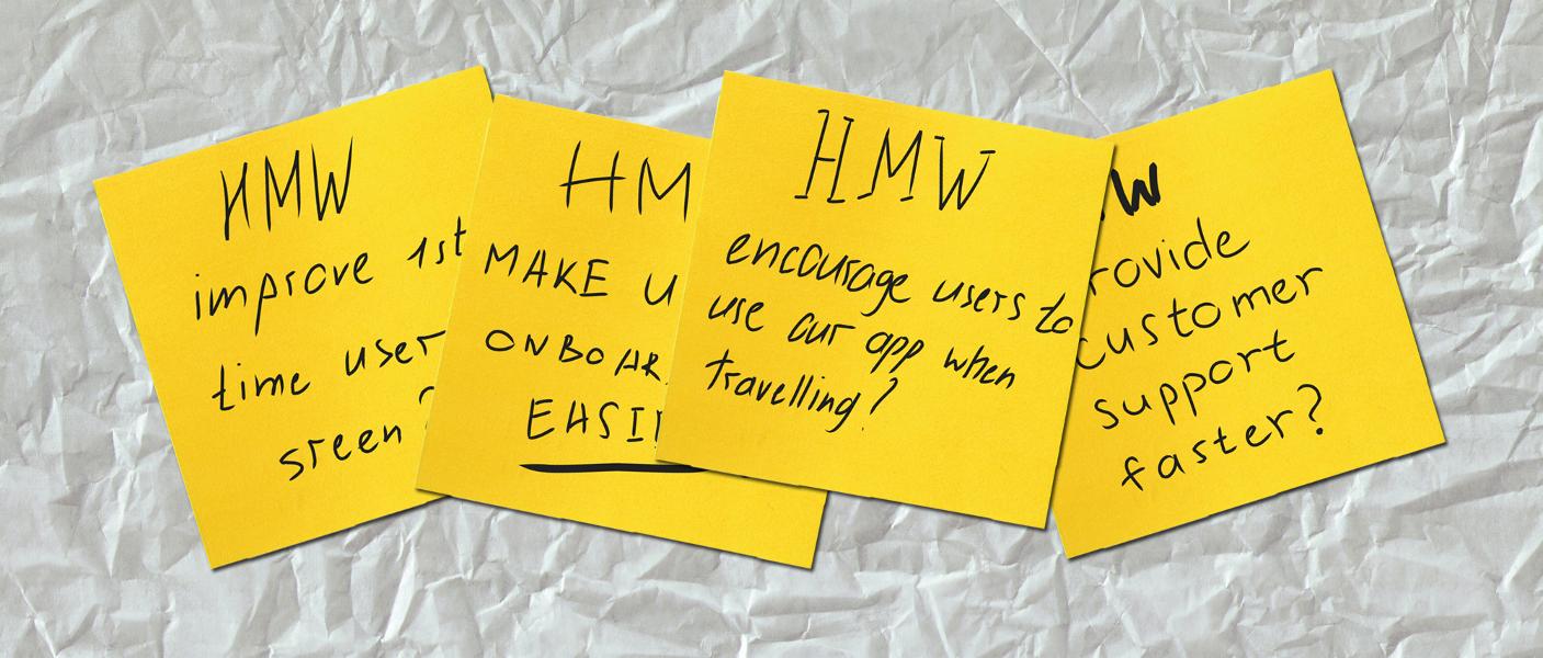 Примеры стикеров HMW