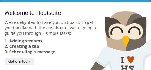 Руководство по началу работы в веб-интерфейсе Hootsuite