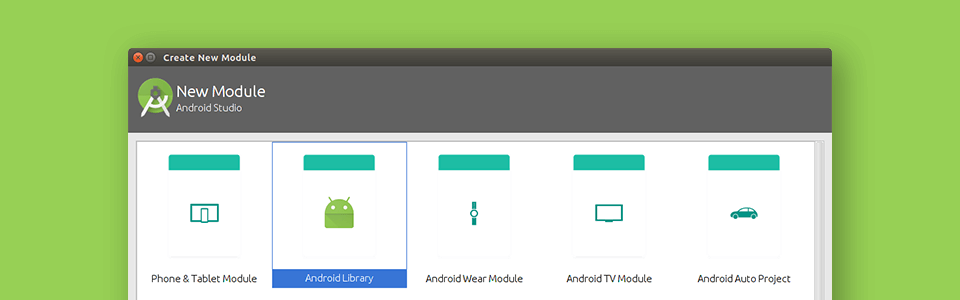 How to create and publish your first Android library