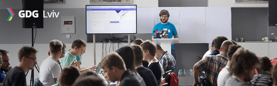 Отчет c GDG DevFest 2016