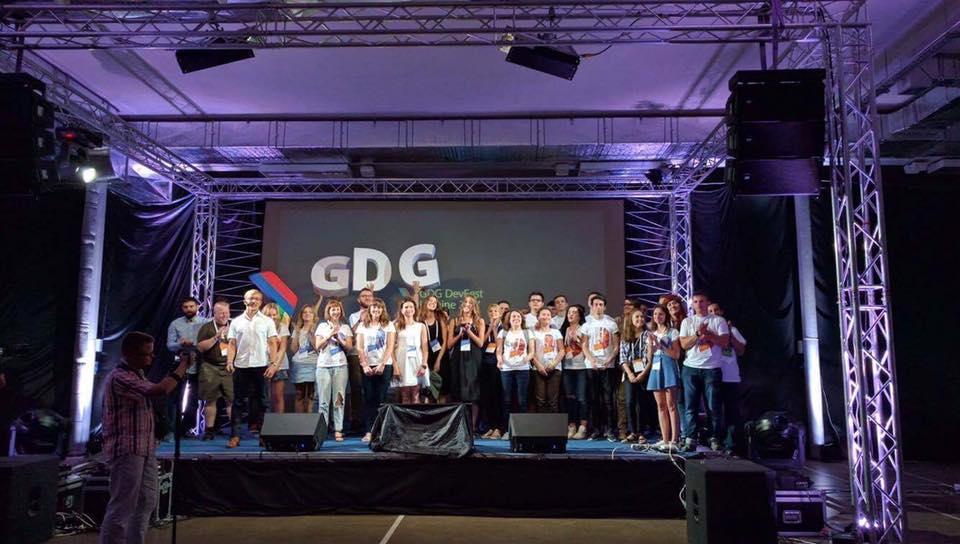 GDG DevFest 2016
