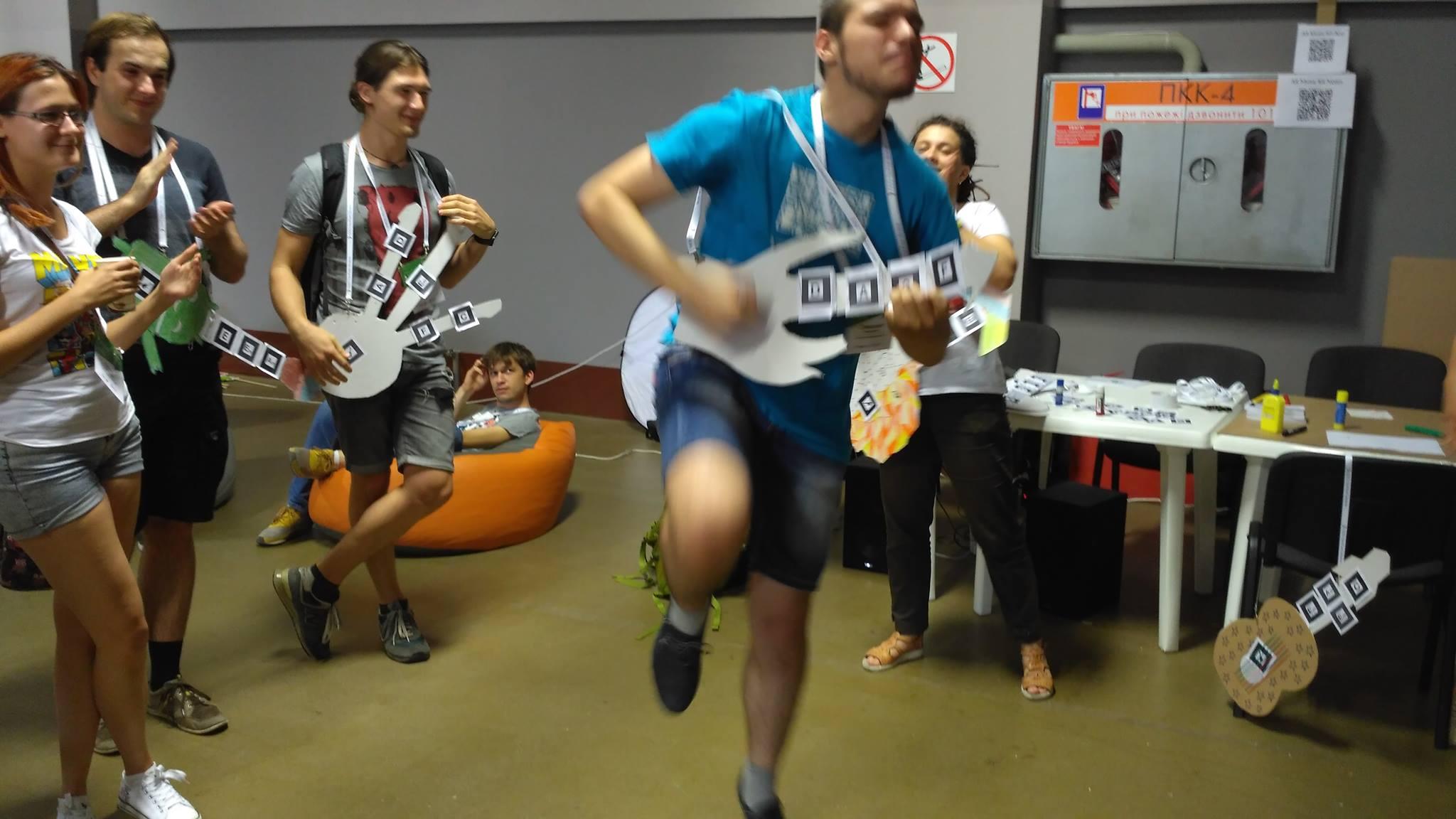 Активити на GDG DevFest 2016