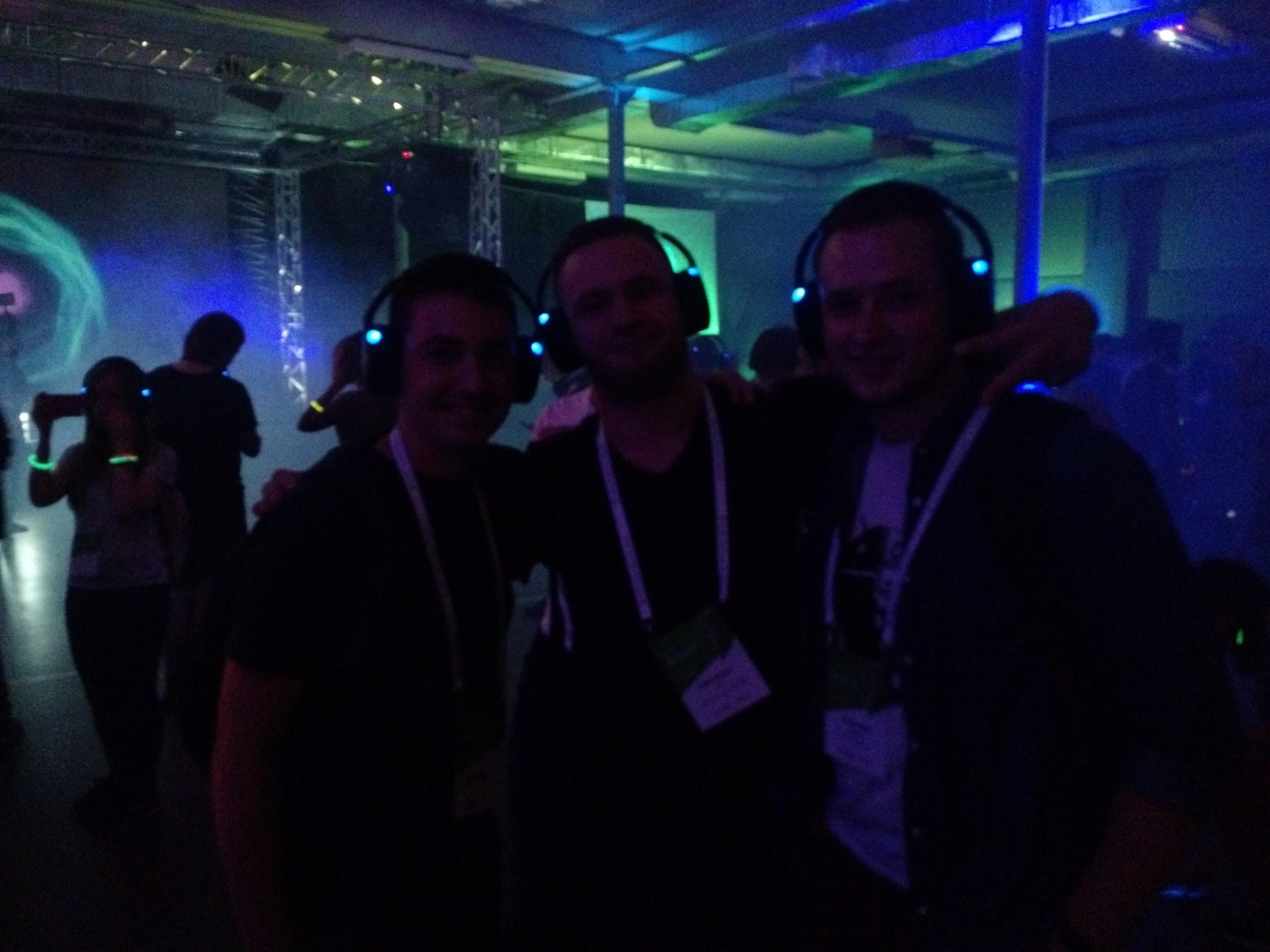 Silent Party GDG DevFest 2016