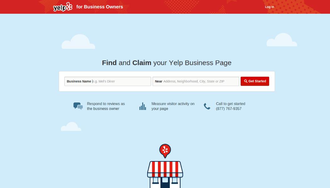 Yelp для бизнеса
