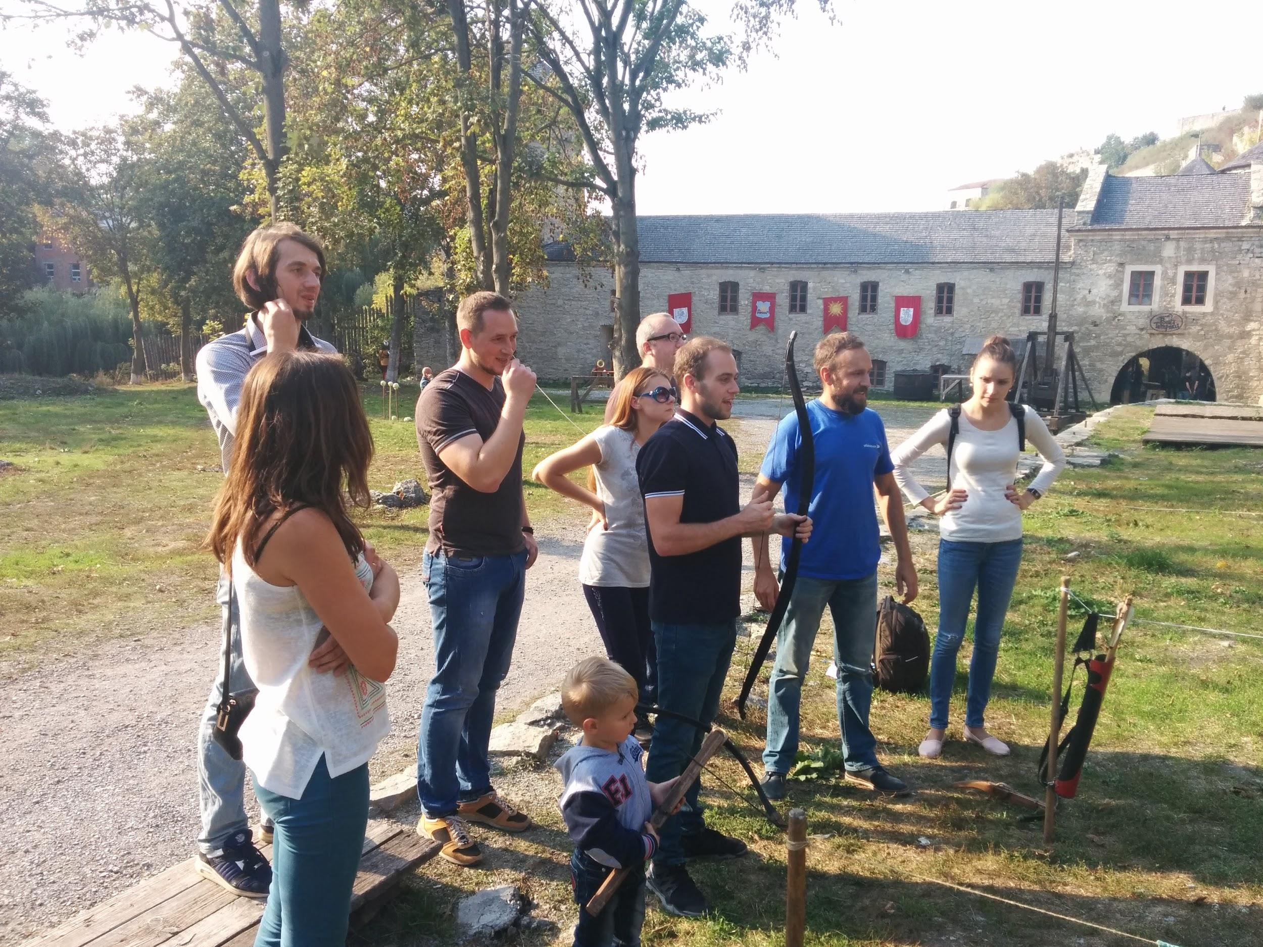Сьомий день народження Stfalcon.com у Кам'янці-Подільскому