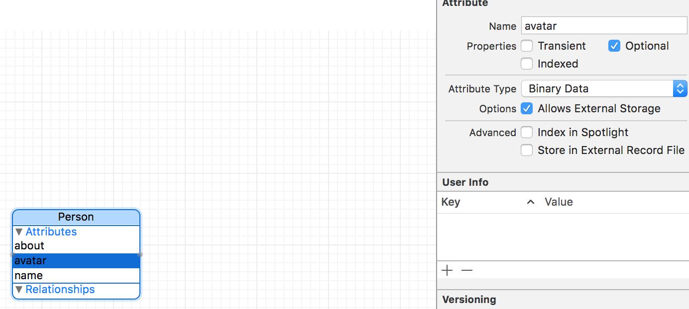Hello CoreData! | Блог | Разработка и дизайн сайтов и