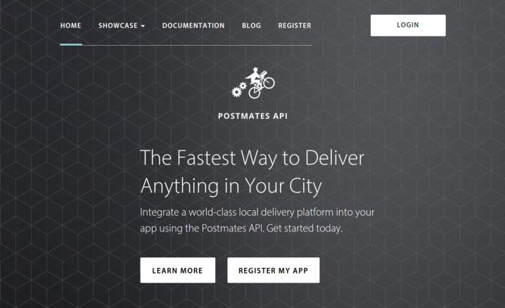 How to develop a Postmates-like delivery service app