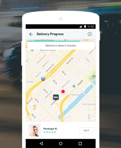 How To Develop A Postmates Like Delivery Service App
