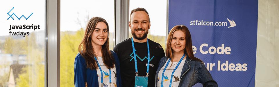 Відгук на JavaScript Frameworks day 2017