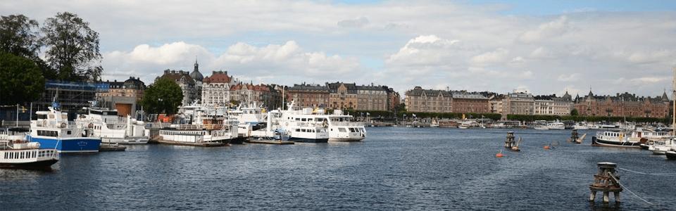 Роадшоу в Швеции