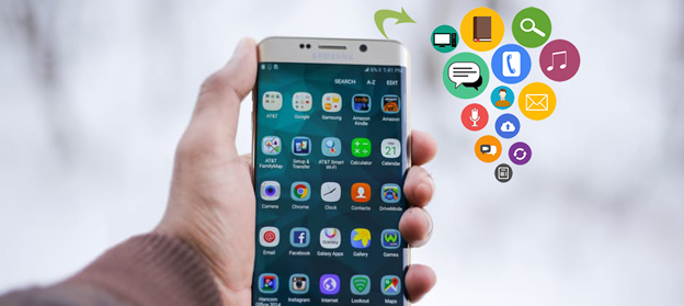 Mobile app functionality