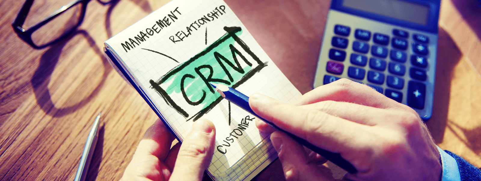 Why develop CRM?