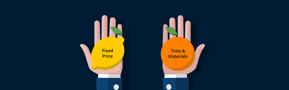 Fixed Price vs Time and Materials - which pricing model to choose?