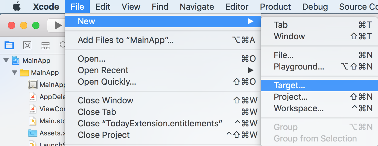Today extension in iOS Swift 4   Blog   Web and mobile app