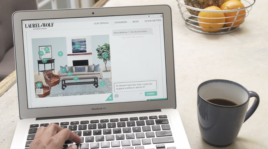 6 successful us startups to watch in 2018 blog web and for Interior design web app