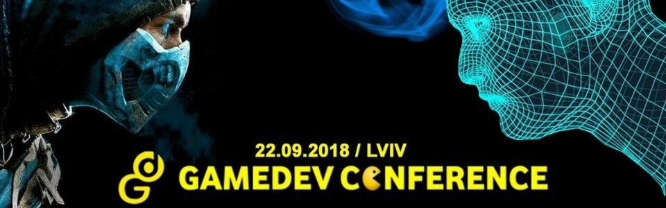 Our marketing specialist on Lviv Gamedev 2018 conference