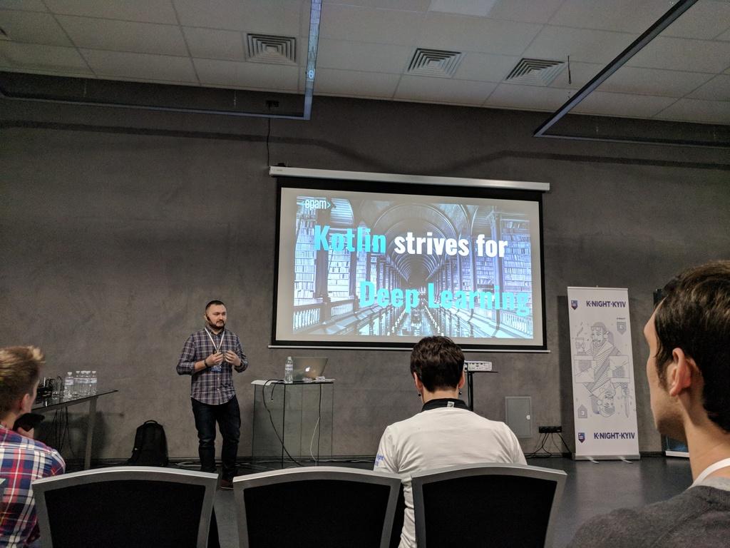 Stfalcon.com at Kotlin conference