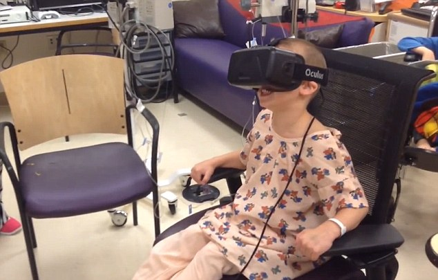 VR in cancer treatment
