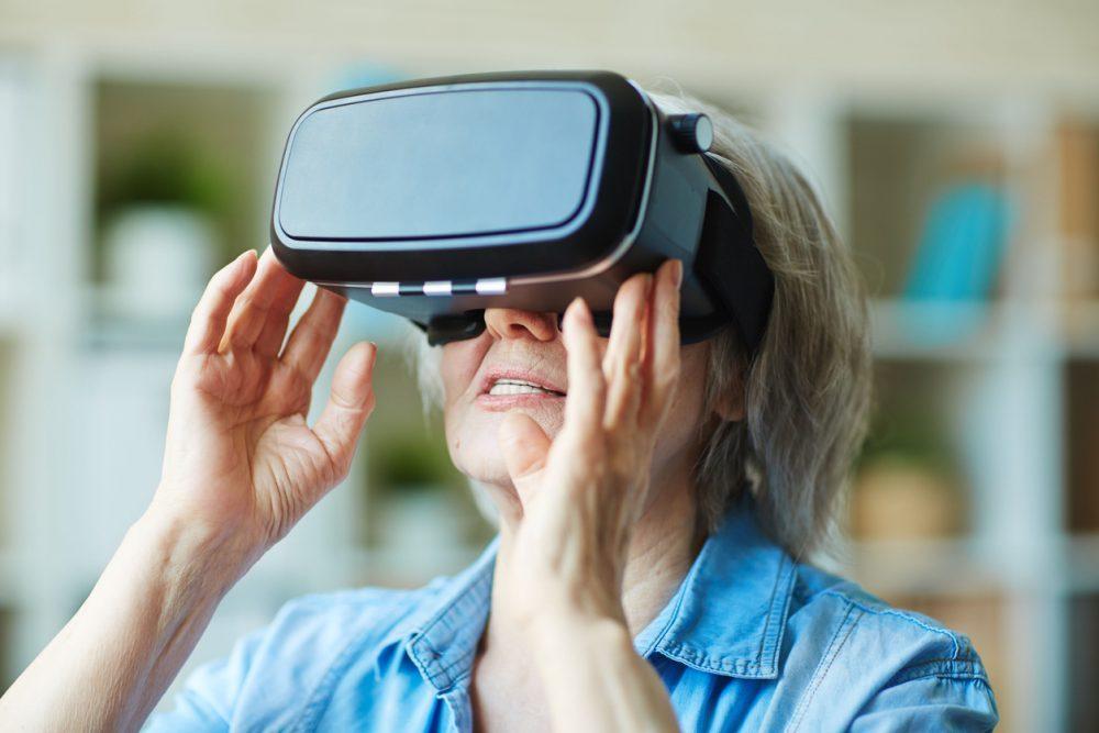 VR and Alzheimer's