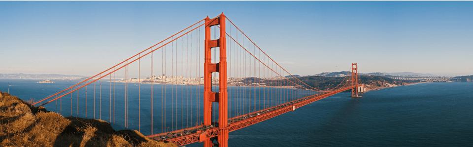 Калифорния Золотые ворота