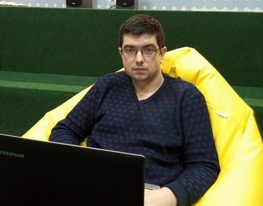 Андрій - виспускник курсу програмування для Android